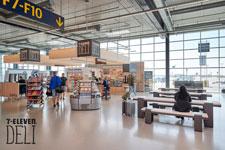 7-Eleven Deli i Københavns lufthavn